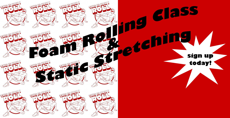 FoamRollingClass