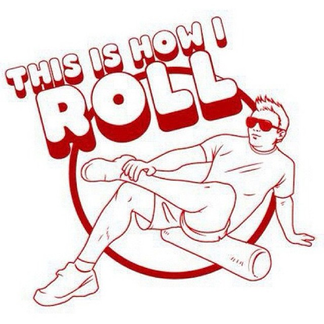 Have you heard of foam rolling? Not sure how to get started? Join our foam rolling class!! Details are on the homepage of the website. Sign up today!!