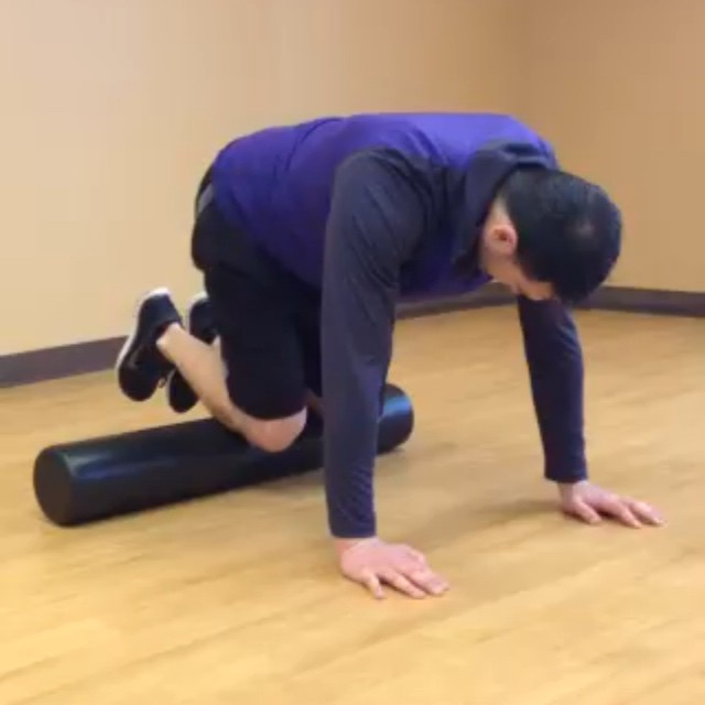 Wouldn't it be nice to feel better and perform better during your workouts? Now you can add foam rolling to your weekly routine! Sign online today!